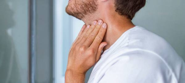 Отек при ангине - что делать и как вылечить горло
