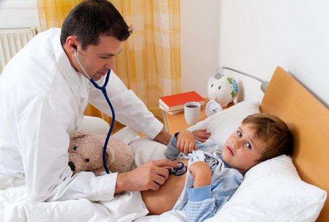 Герпесная (герпетическая) ангина у детей – симптомы