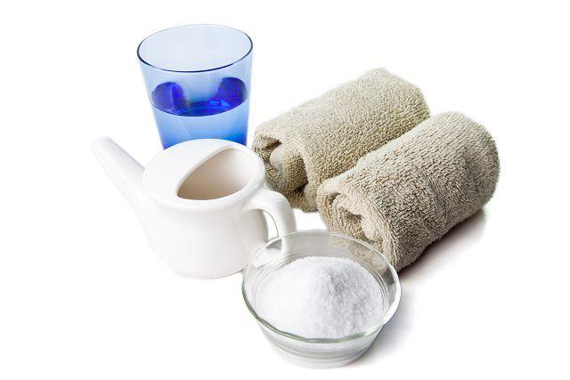 Как правильно прочистить нос в домашних условиях