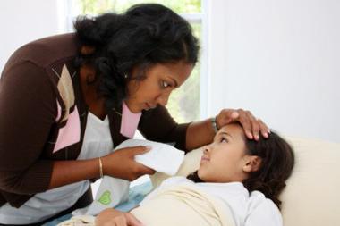 Компресс от кашля ребенку – что и как можно делать детям