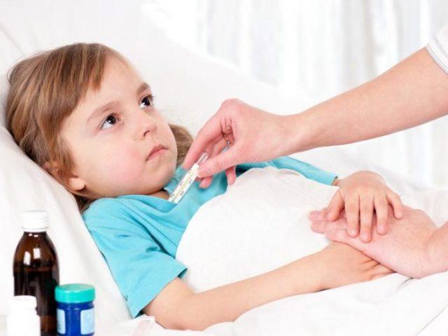 Признаки и симптомы тонзиллита у ребенка