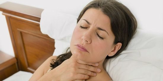 Дискомфорт и неприятные ощущения в носоглотке - жжение, першение и раздражение