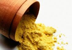 Лепешка от кашля с медом, горчицей и уксусом для детей и взрослых