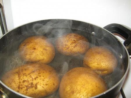 Дышать над картошкой при насморке – как правильно делать ингаляцию