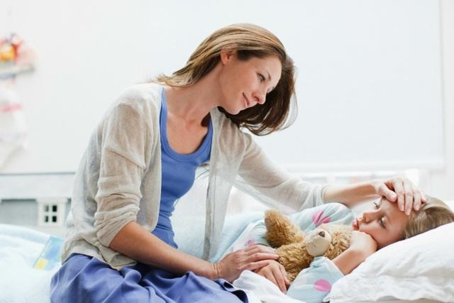 Понос при ангине - может ли быть у ребенка и взрослого