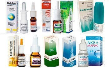 Чем лечить хронический насморк и ринит у взрослых – лучшие капли и лекарства