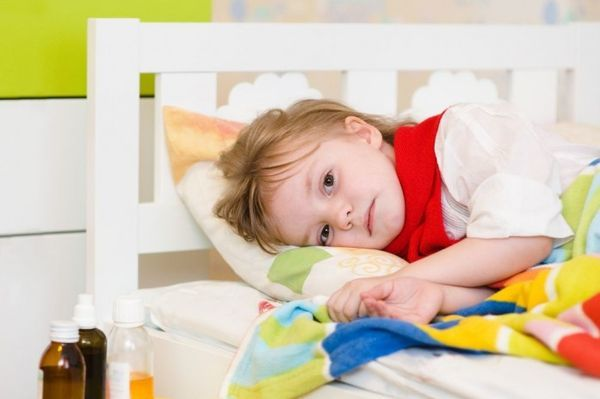 Народные средства от сухого кашля у детей – лечение ребенка в домашних условиях