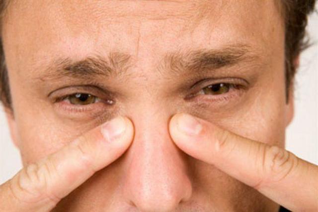 Субатрофический ринит - симптомы и лечение мазями