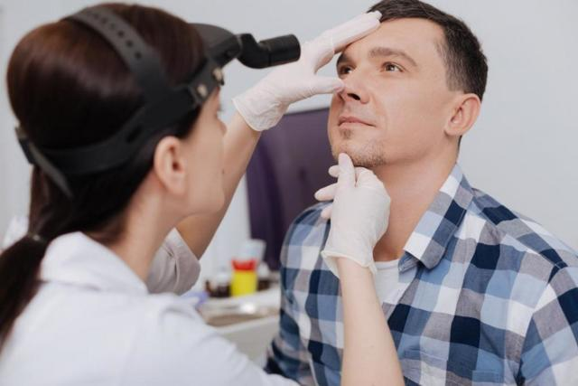 Почему немеет нос или его кончик - причины и лечение