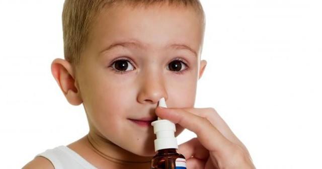 Сложные капли в нос для детей - рецепт, состав и инструкция