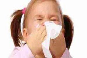 Насморк, слезятся глаза и чихание у человека – причины и лечение заложенности носа