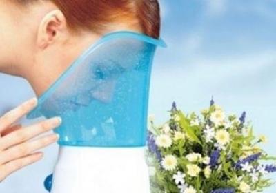 Ингаляции при насморке и заложенности носа - как правильно дышать над паром