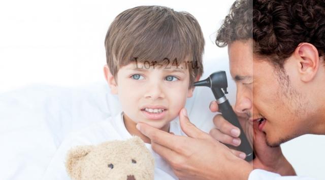 У ребенка заложило ухо – что делать если оно не болит или есть боль