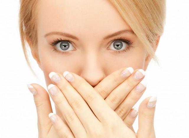 Причины навязчивого и неприятного запаха из носа