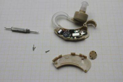 Как сделать слуховой аппарат своими руками