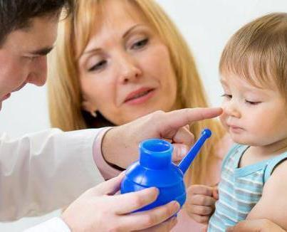 Неприятный запах из носа у ребенка - причины и лечение