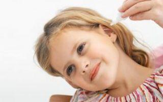 Хронический отит уха – симптомы и лечение у взрослых и детей