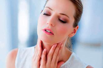 Холодок в горле – причины ощущения