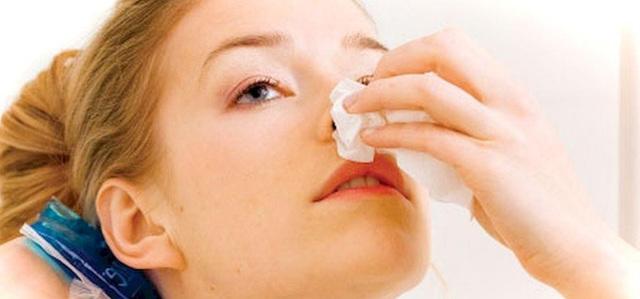 При каком давлении идет кровь из носа – когда возникает кровотечение
