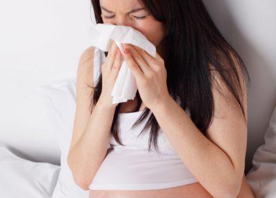 Аллергический ринит при беременности – чем и как лечить насморк