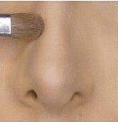 Как уменьшить нос с помощью макияжа – коррекция с помощью косметики