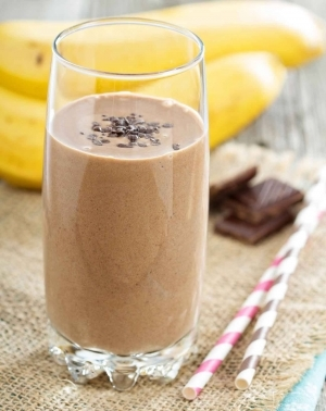 Банан от кашля рецепт взрослому: полезные свойства фрукта, приготовление с медом, молоком и какао, правила применения и противопоказания