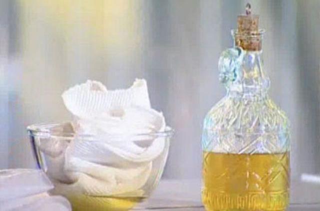 Водочный компресс на горло – как правильно сделать