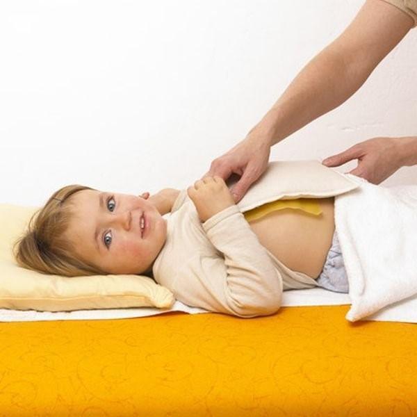 Лепешка от кашля для детей – как сделать и накладывать ребенку