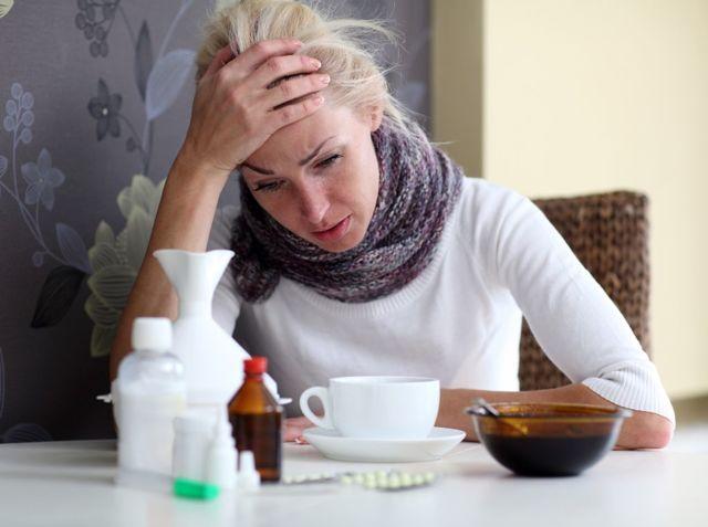 Как быстро вылечить насморк у взрослого и избавиться от ринита