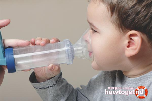 Как лечить остаточный кашель у ребенка