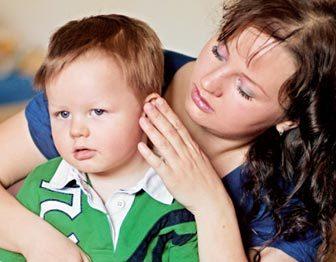 Особенности и специфика отита у детей