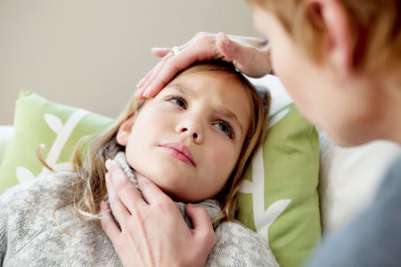 Лечение горла у детей - как быстро снять боль у ребенка