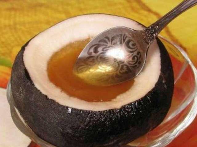 Черная редька с медом от кашля – рецепт для детей и взрослых для лечения