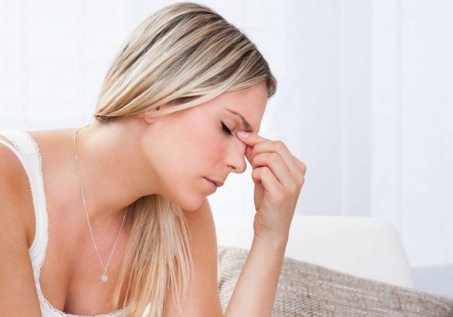 Может ли быть гайморит без температуры и дают ли больничный