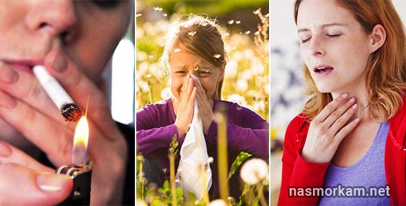 Как лечить воспаленный язычок в горле - что делать когда он распух