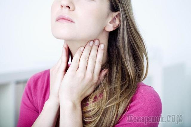 Сильно болит горло – острое невыносимое ощущение