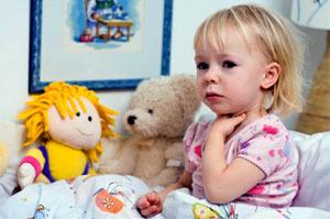 Как и чем лечить герпес в горле у ребенка – что делать детям