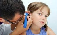 Причины возникновения отита у детей