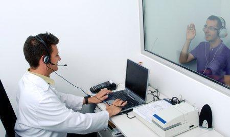 Расшифровка аудиограммы и аудиометрии слуха