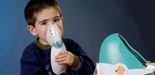 Ингаляции при аденоидах у детей небулайзером - растворы и рецепты