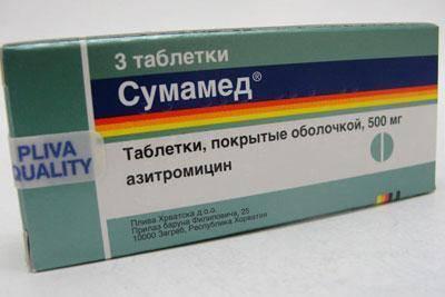 Антибиотики при ларингите у взрослых для быстрого лечения