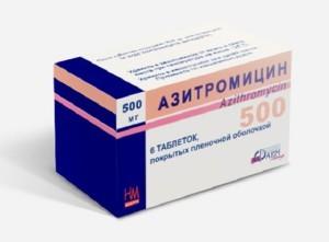 Антибиотики при гайморите - какие средства принимать для лечения взрослых