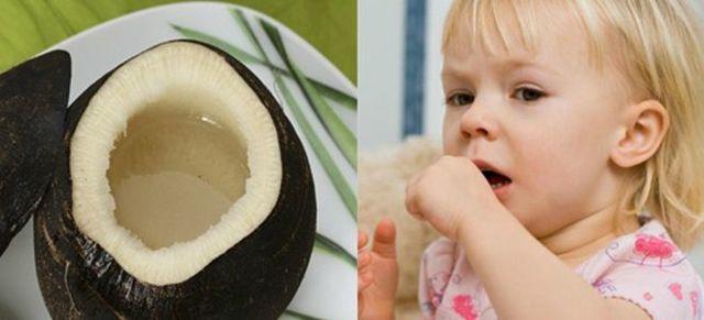 Редька с медом от кашля для ребенка - рецепт для детей