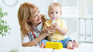 Е.О. Комаровский - ребенок хрюкает носом и дышит ртом, но соплей нет