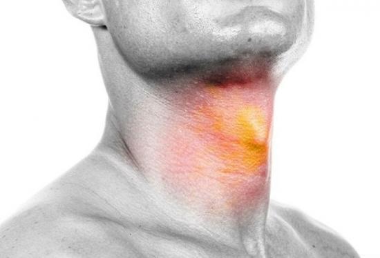Ощущение инородного тела в горле (что-то застряло) - причины и что делать