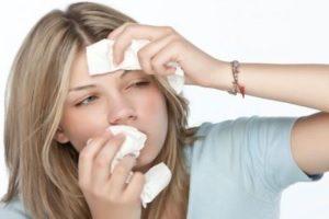 Аллергия и заложен нос - что делать и как лечить