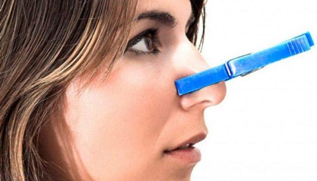 Запах крови в носу и ощущение, что она пойдет - причины и лечение