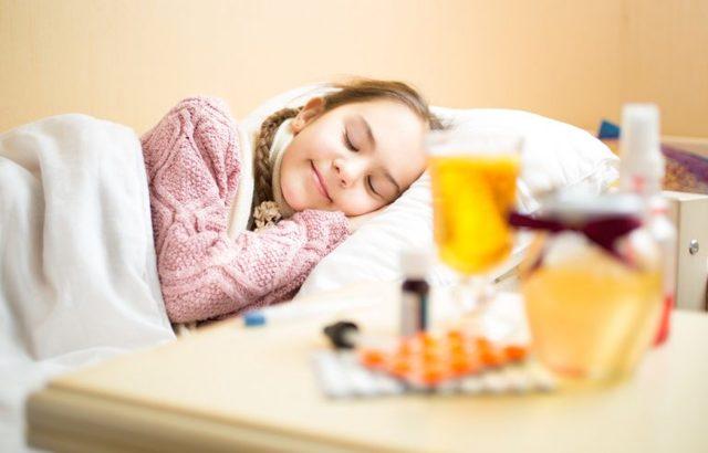 Ангина у ребенка - острый тонзиллит у детей