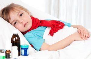 Чем лечить красное горло у ребенка – лучшие лекарства и средства