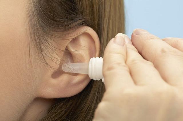Различные средства для лечения ушей